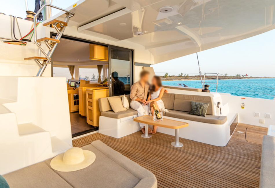 42 ft Lagoon version 3 cabins