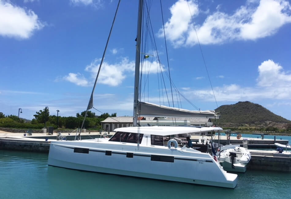 46 ft Nautitech Open Catamaran
