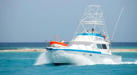 Martinique Boat, Yacht & Fishing Charters
